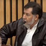 #Video INE pausa sesión ante negativa de Fernández Noroña a utilizar cubrebocas