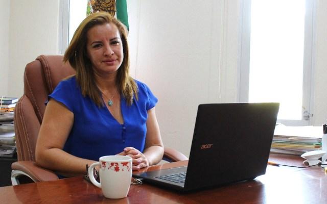 Asesinan a Florisel Ríos Delfín, presidenta municipal de Jamapa, Veracruz; implementan operativo en la zona - Foto de Facebook Florisel Ríos Delfín