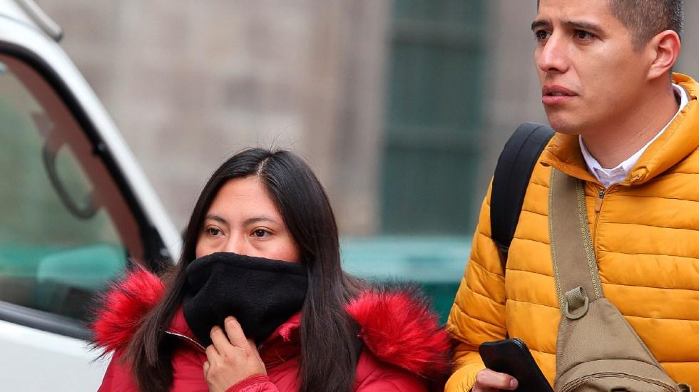 Activan Alerta Amarilla en Ciudad de México por frío en cinco demarcaciones - Foto Notimex/Gustavo Durán