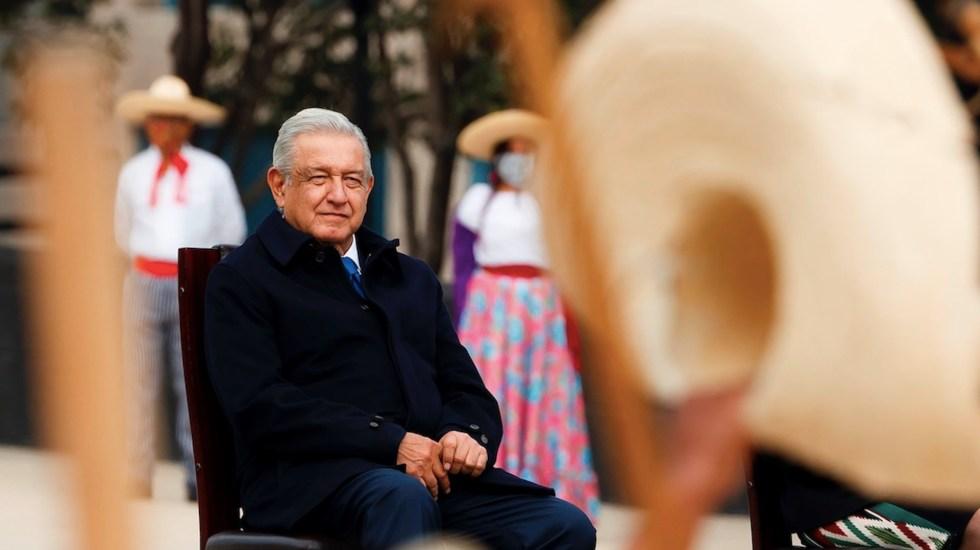 Gobierno de México defiende proyecto de la Cuarta Transformación en conmemoración del Día de la Revolución - Foto de EFE