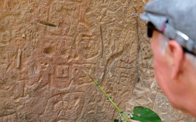 Grabados en Puebla sugieren similitudes entre España y México hace 20 mil años - Foto de EFE