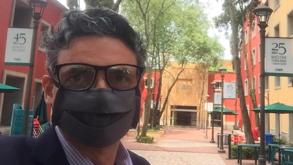 García Alcocer se dice inocente sobre sanción de SFP y adelanta que impugnará inhabilitación - Foto Twitter @garcialcocer