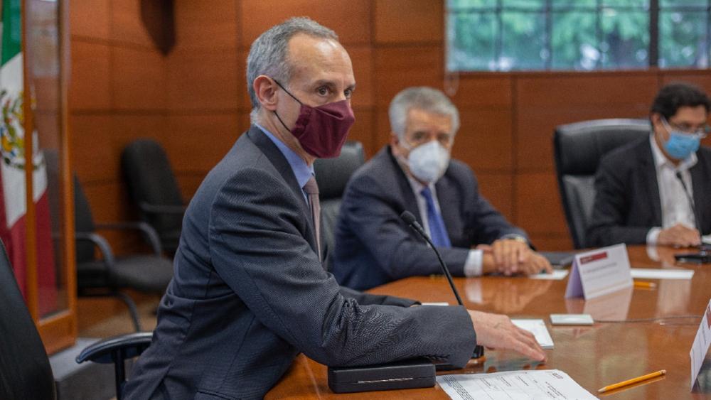 Pide López-Gatell a prensa promover el uso de cubrebocas, pese a que en un inicio no creyó en su eficacia - Foto de Subsecretario Hugo López-Gatell Ramírez