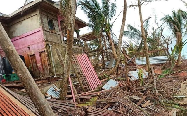 Al menos 28 muertos en Nicaragua por paso del huracán Iota - Foto de EFE