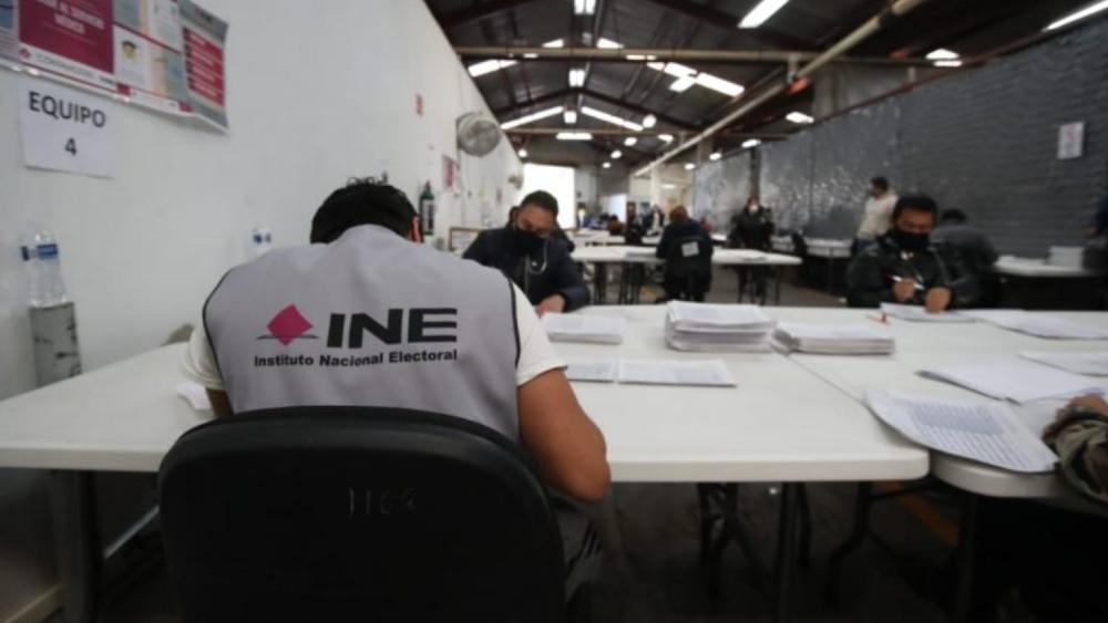 INE no recibirá recursos para organizar consulta sobre expresidentes - INE no recibirá recursos para elaborar la consulta sobre expresidentes. Foto de INE