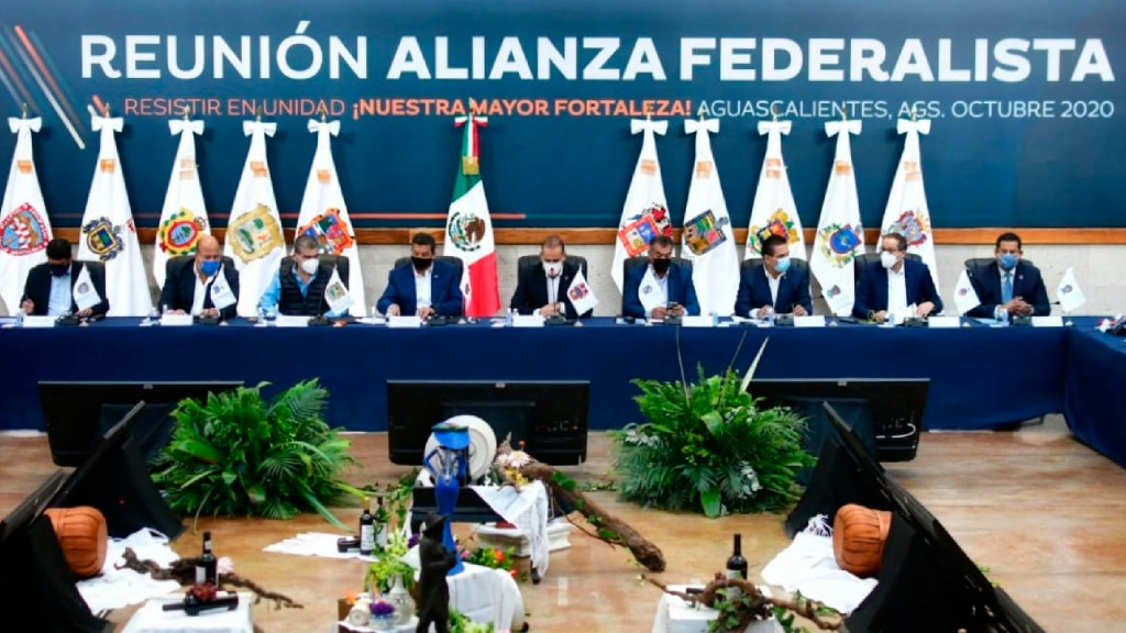 Presenta Alianza Federalista impugnaciones contra extinción de fideicomisos ante SCJN. Noticias en tiempo real