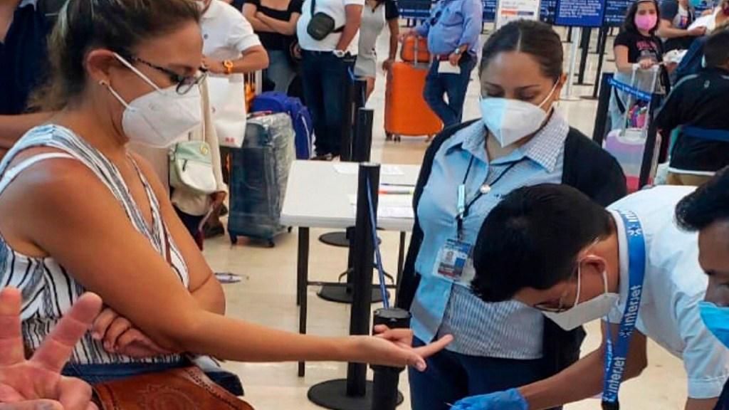 """""""Interjet está prácticamente en quiebra"""", asegura Profeco; pedirá a consumidores no comprar vuelos de la aerolínea - Foto Twitter @interjet"""