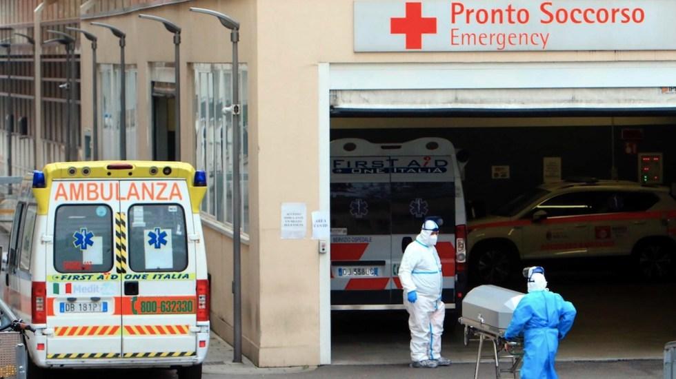 Italia registra 37 mil casos y 700 muertos por COVID-19; expertos piden extremar cautela - Foto de EFE
