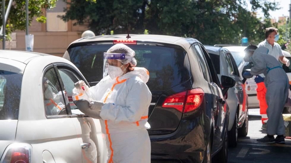 Italia suma 22 mil contagios y 233 muertos a la espera de nuevas limitaciones - Foto de EFE