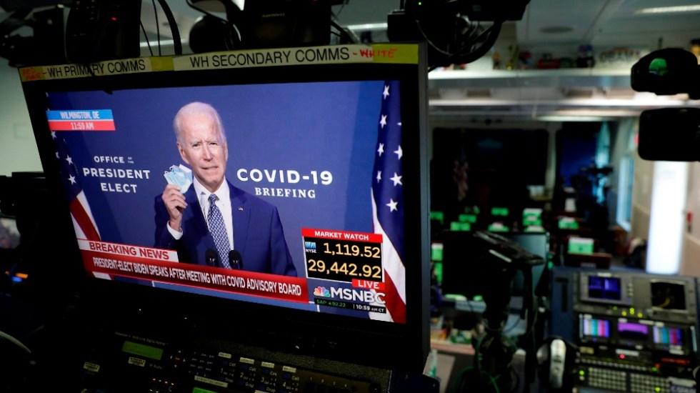 Biden, ante un descomunal botón de reinicio del rol de EE.UU. en el mundo - Foto de EFE