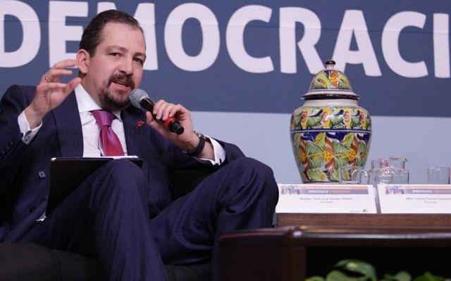 Pide Arturo Zaldívar que presidente de TEPJF acuda ante autoridades por señalamientos sobre patrimonio - José Luis Vargas Valdés