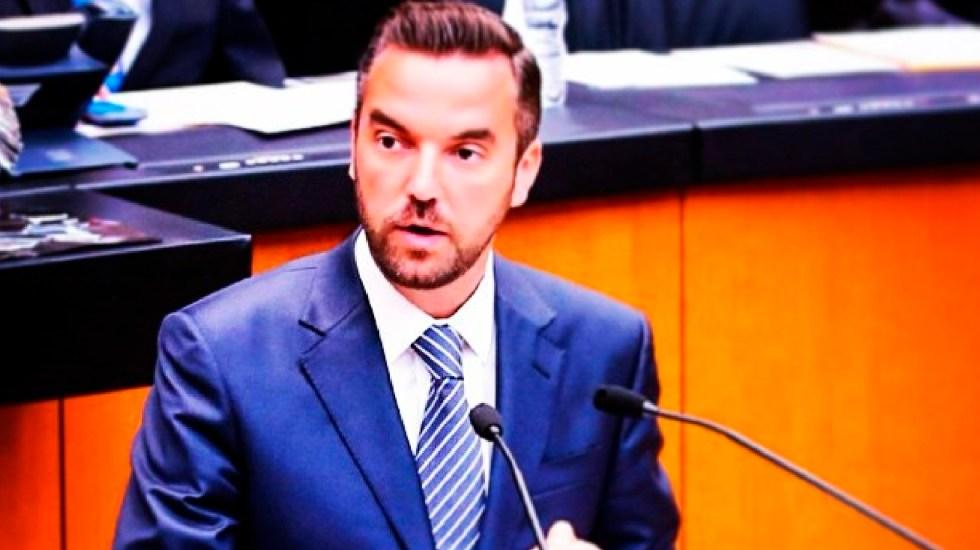 FGR deberá revelar si investiga al exsenador Jorge Luis Lavalle, acusado por Lozoya de extorsión - Juez ordena a FGR revelar si investiga a exsenador Jorge Luis Lavalle Maury acusado por Lozoya de extorsión. Foto Instagram jlavallemauryof