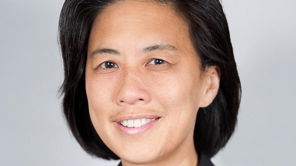 Kim Ng, la primera mujer que ocupa una gerencia general en las Grandes Ligas - Kim Ng, nueva gerente deportiva de los Marlins de Florida. Foto de EFE