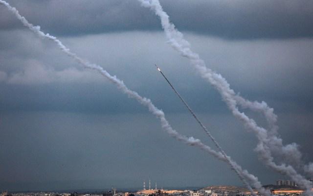 Israel ataca objetivos de Hamás en Gaza en respuesta a lanzamiento de cohetes - Foto de EFE / Archivo