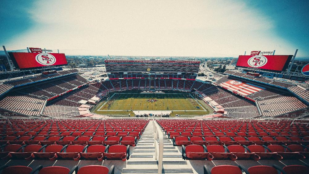 Los 49ers se quedan sin campo por nuevas medidas seguridad contra el COVID-19. Noticias en tiempo real
