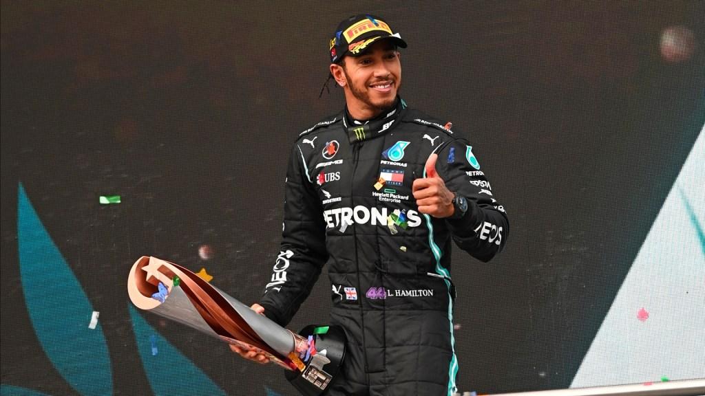 Las 100 victorias de Lewis Hamilton en la F1 - Lewis Hamilton