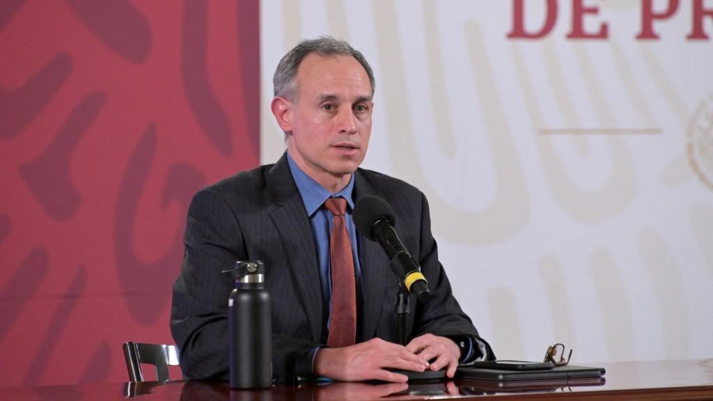 """#Video """"No tengo que responder nada al doctor Tedros"""", sostiene López-Gatell sobre declaración de la OMS - López-Gatell Ramírez. Foto de Secretaría de Salud"""