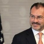 SFP inhabilita por 10 años a Luis Videgaray, exsecretario de Hacienda