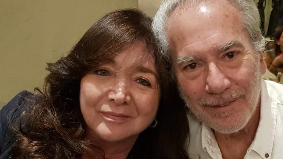 """Murió Maleni Morales, actriz de """"Los ricos también lloran"""" y """"Rosa Salvaje"""" - Foto de @ottosirgo"""