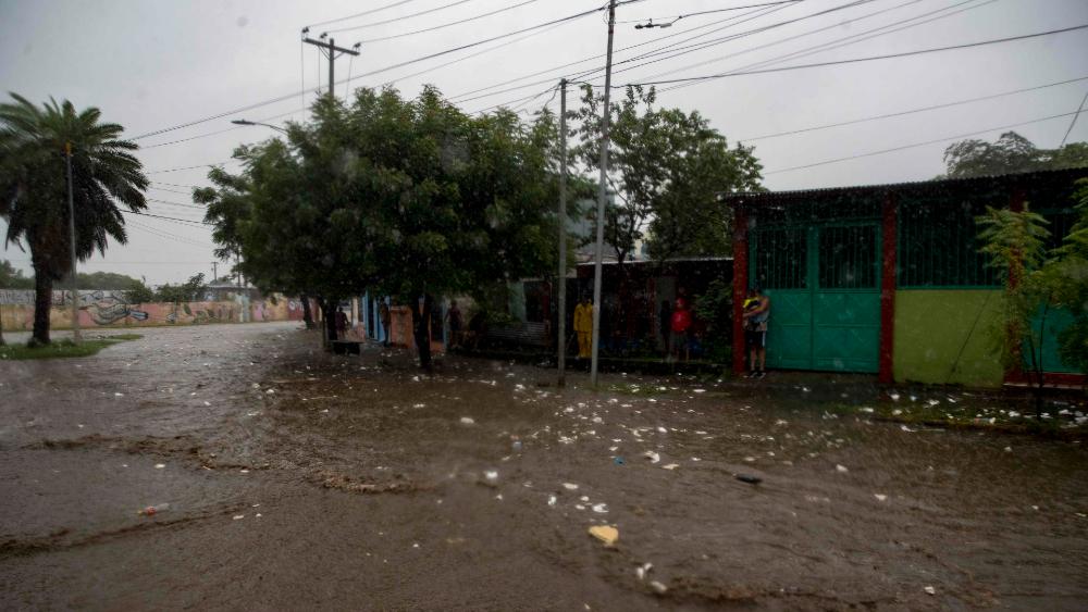 Suben a ocho los muertos por el paso del huracán Iota en Nicaragua - Foto de EFE