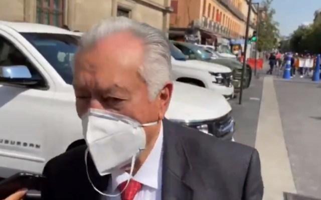 """Esa demanda me da risa"", responde Bartlett a acusación del Gobierno de Tabasco a CFE - Manuel Bartlett"