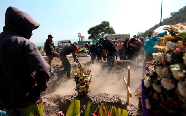Tasa de letalidad por COVID-19 en México pasó de 9.8 al 3 por ciento, afirma Secretaría de Salud - Foto de EFE