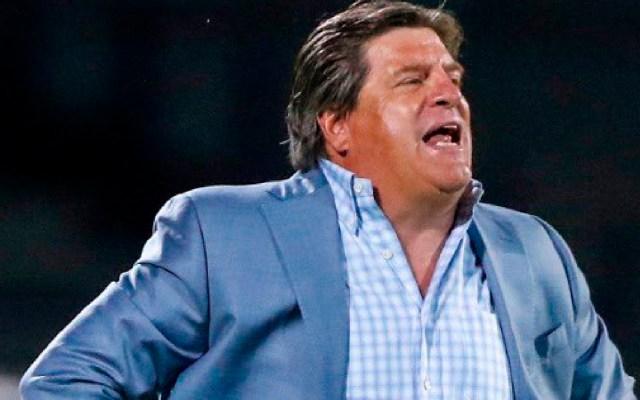 Destituyen a Miguel 'Piojo' Herrera como entrenador del América - Foto de @MiguelHerreraDT