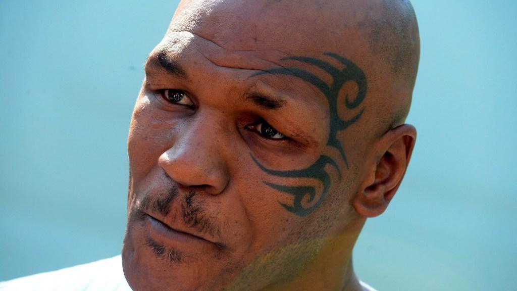 Mike Tyson confiesa que una droga le hizo regresar al boxeo - Mike Tyson boxeador