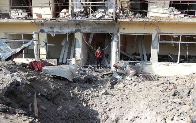 Rusia enviará a Nagorno Karabaj contingente de dos mil pacificadores - Nagorno Karabaj Armenia Azerbaiyán