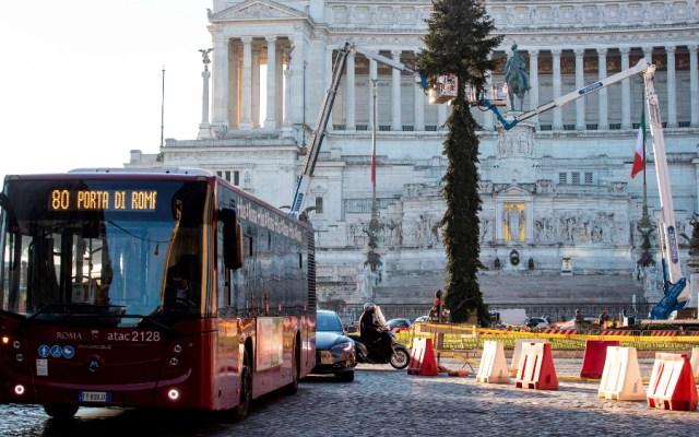 Italia mantendrá el toque de queda también durante las fiestas navideñas - Foto de EFE
