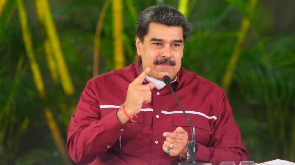 Maduro pide a los militares 'afinar inteligencia' ante posibles amenazas - nicolás maduro
