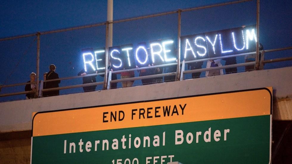 Juez prohíbe expulsiones de niños migrantes no acompañados detenidos en la frontera de EE.UU. - Foto de EFE