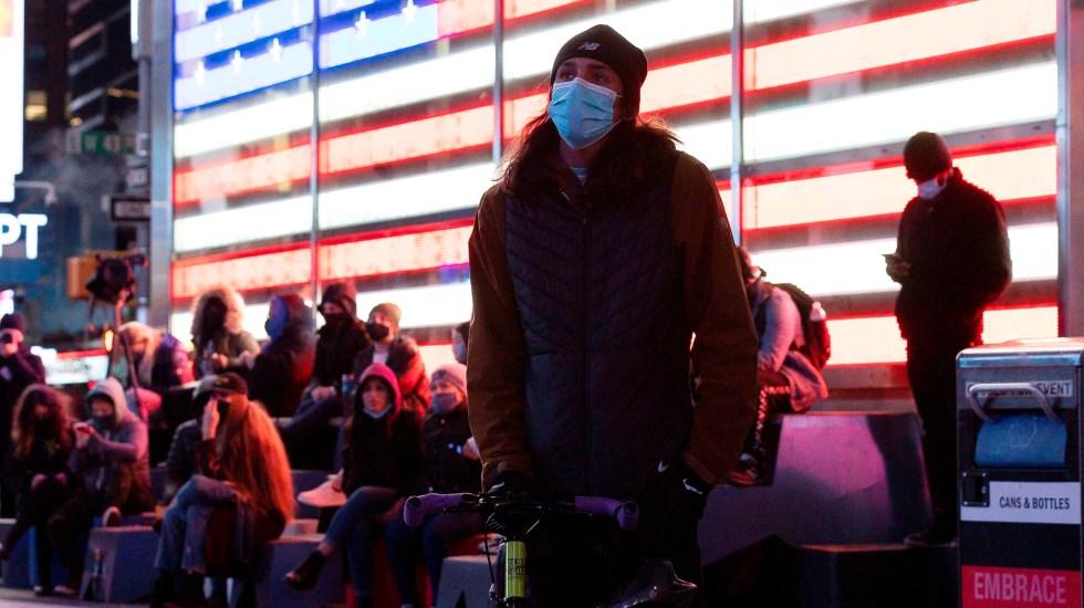Convocan a protestas en Nueva York contra Trump mientras sigue el recuento - Foto de EFE