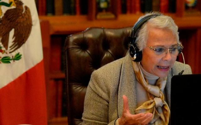 Sánchez Cordero llama a replantear justicia para menores tras caso de niños asesinados en Ciudad de México - Foto Twitter @M_OlgaSCordero