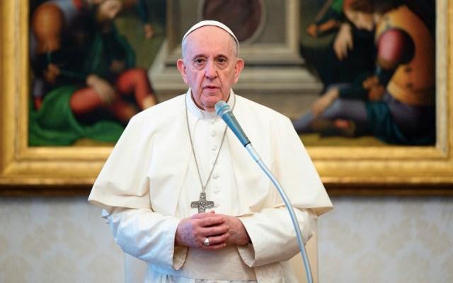 """Papa Francisco solo conocía """"rumores"""" del """"comportamiento inmoral"""" del exarzobispo McCarrik - Foto de EFE"""