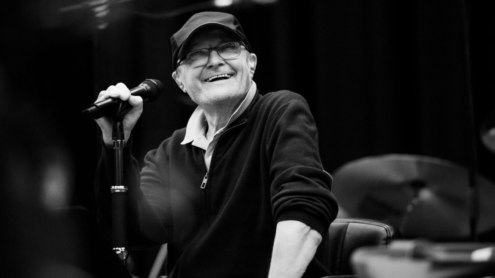 Acusa exesposa de Phil Collins que el cantante no se bañó ni se lavó los dientes en un año - Foto de Phil Collins