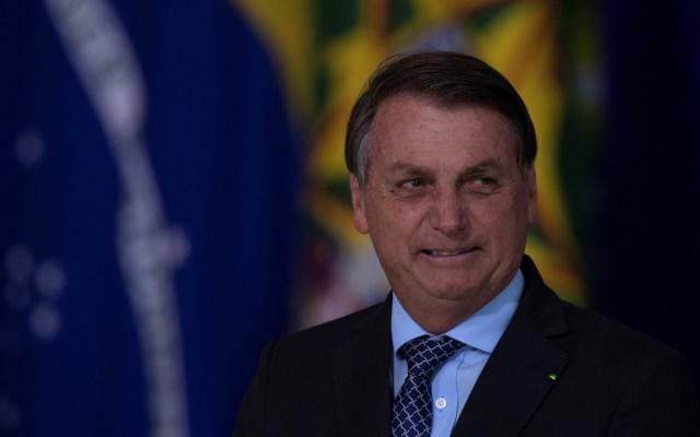 """Pide Bolsonaro a brasileños dejar de """"ser maricas"""" ante el COVID-19 - Presidente Jair Bolsonaro de Brasil. Foto de EFE"""