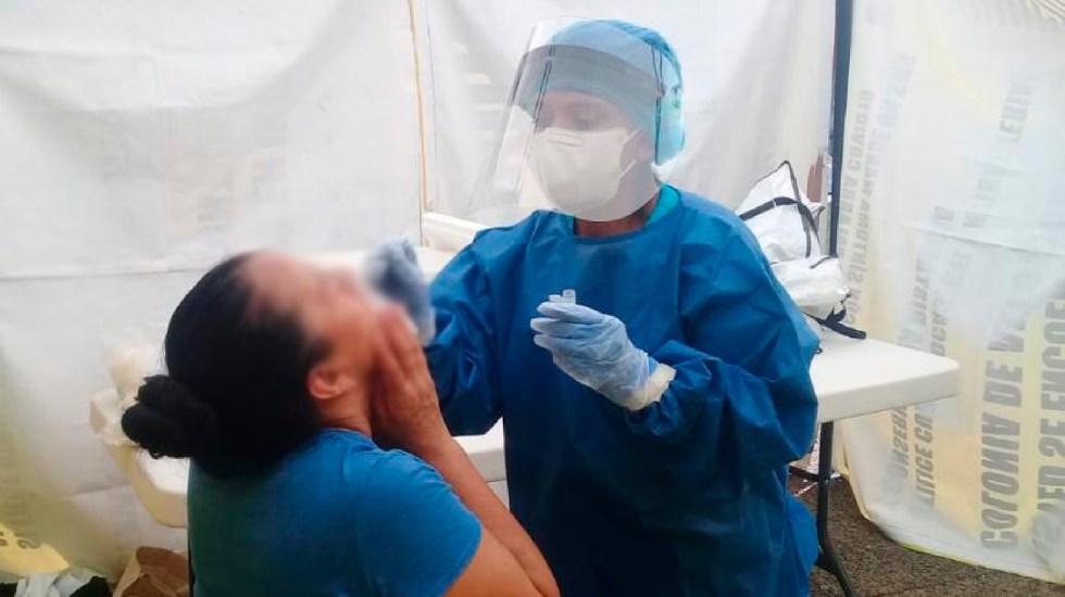 Secretaría de Salud adquirió 300 mil pruebas para detectar simultáneamente COVID-19 e influenza - Foto Twitter @SSaludCdMx