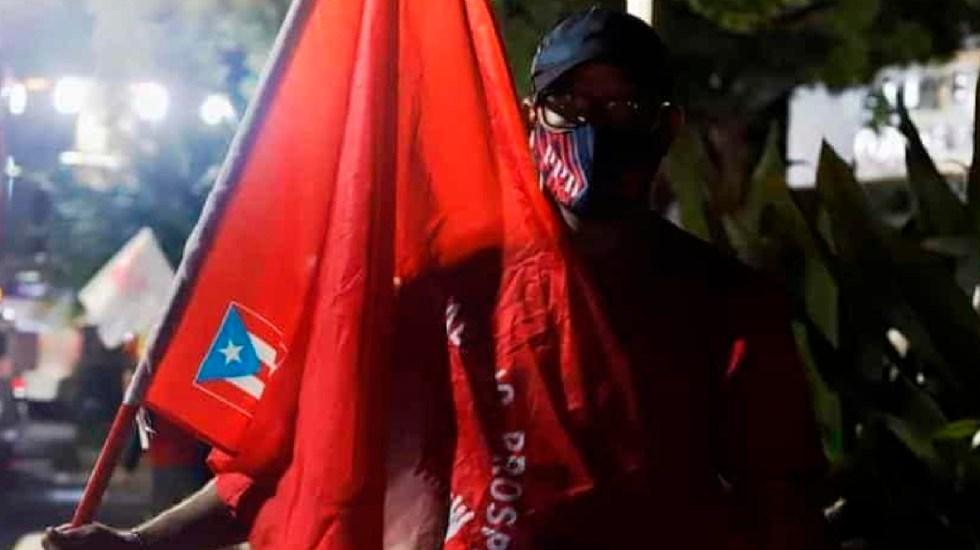 Puertorriqueños votan a favor de seguir como estado libre asociado a EE.UU. - Foto EFE