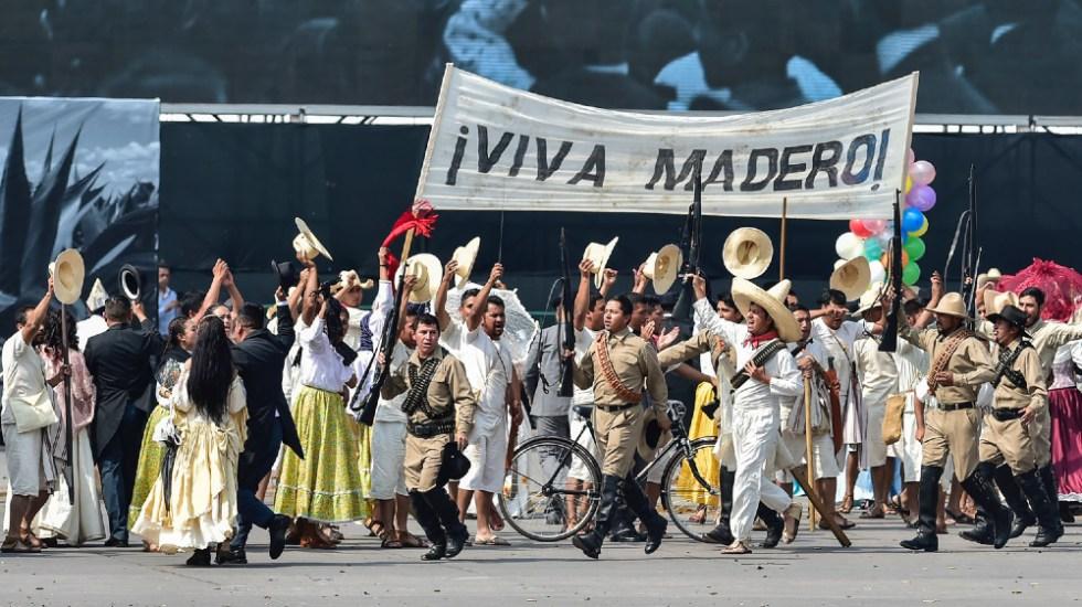 Con la Revolución Mexicana no se avanzó en conseguir la democracia: López Obrador - Foto de lopezobrador.org.mx