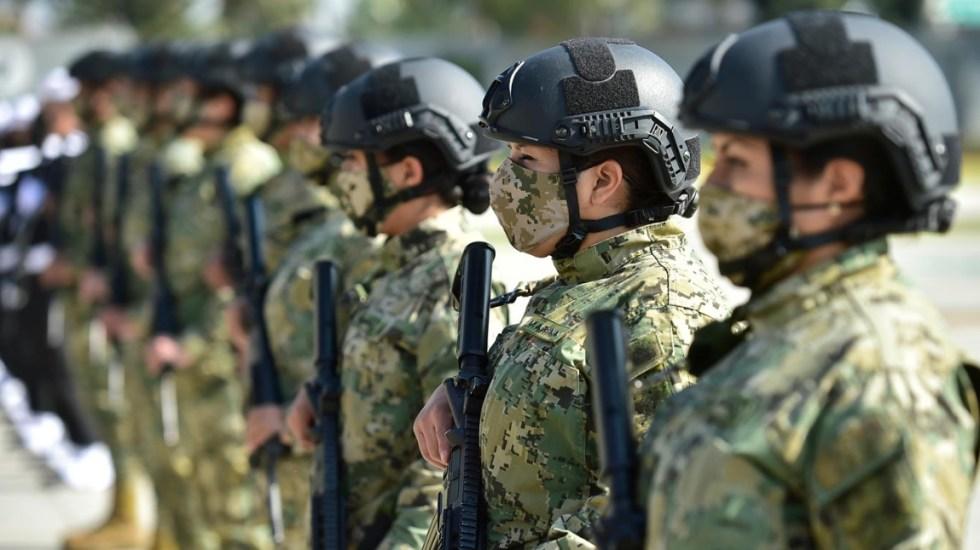 Detienen a 30 marinos por desaparición forzada en Nuevo Laredo - AMLO Armada Semar Marina Armada México López Obrador 2 desaparición forzada
