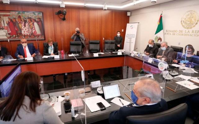 Comisiones del Senado avalan dictamen que regula uso lúdico de la mariguana - Foto Senado