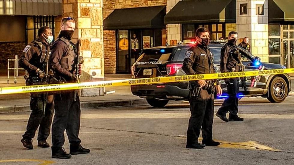 Tiroteo en plaza comercial de Milwaukee deja al menos ocho lesionados; responsable aún no identificado - Tiroteo Centro comercial Milwaukee 3