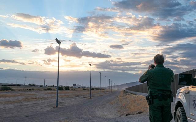 Trump ordenó desde 2017 comprar 21.35 kilómetros de tierras privadas para muro fronterizo - Trump ordenó desde 2017 comprar 21 mil 35 kilómetros cuadrados de tierras privadas para muro fronterizo. Foto Twitter