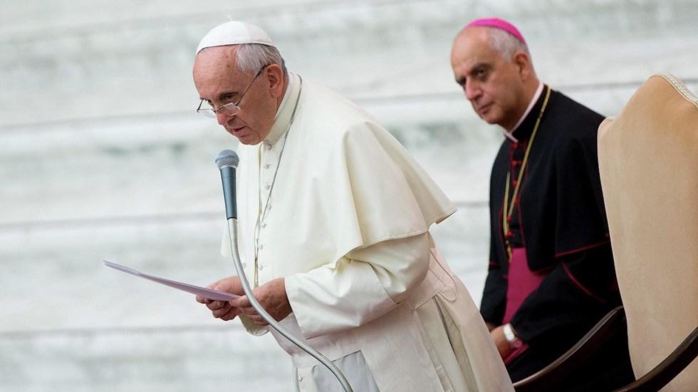 El Vaticano realizará pruebas gratuitas de COVID-19 para personas de escasos recursos - Foto de EFE