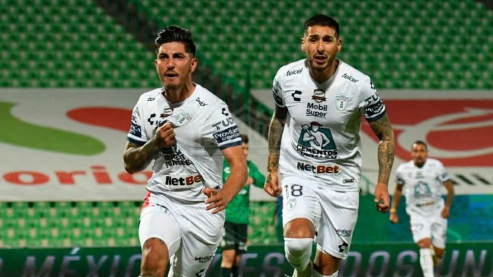 Pachuca va a los cuartos de final del Guardianes 2020 - Foto de @Tuzos