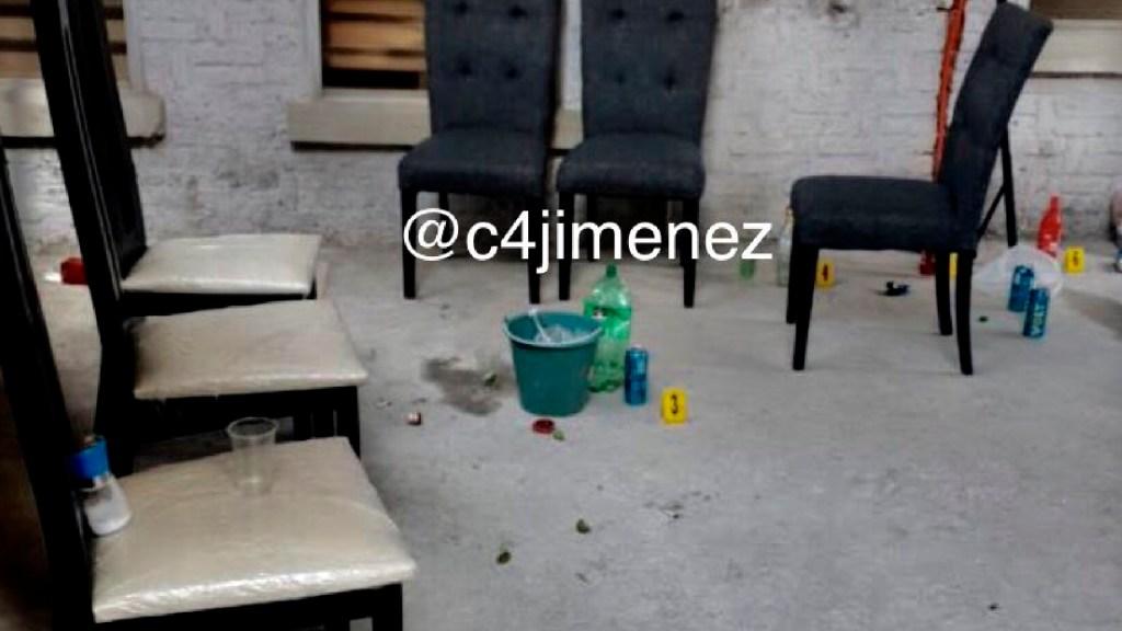Vinculan a proceso a niño que mató a sus primos e hirió a familiares en la Venustiano Carranza - Vinculan por homicidio calificado a menor que asesinó a sus dos primos e hirió con cuchillo a dos de sus familiares. Foto Twitter @c4jimenez