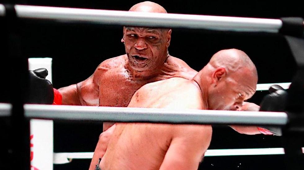 """""""Mi interés no está en un campeonato, sino en ayudar a la gente"""", asegura Mike Tyson -"""