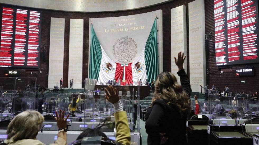 """Propone Morena que se retire el requisito de """"mexicano por nacimiento"""" para ser diputado federal - periodo extraordinario"""