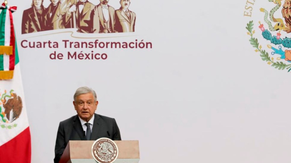 Combate a la corrupción y austeridad han permitido hacer frente a la crisis económica por COVID-19, asegura López Obrador - Afirma AMLO que en materia económica no se han seguido recetas del modelo neoliberal. Foto Presidencia